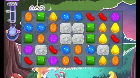 Candy Crush Saga Dreamworld Level 1 (Traumland)