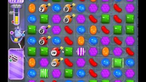 Candy Crush Saga Dreamworld Level 384 (Traumwelt)