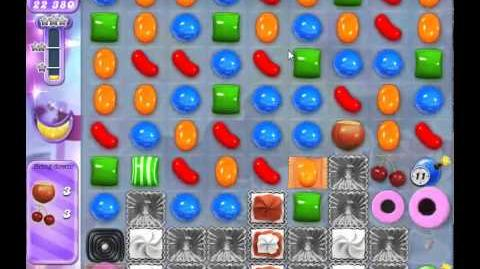 Candy Crush Saga Dreamworld Level 495 (Traumwelt)