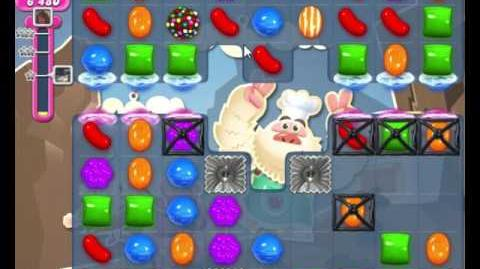 Candy Crush Saga LEVEL 2162 NO BOOSTERS (30 moves)