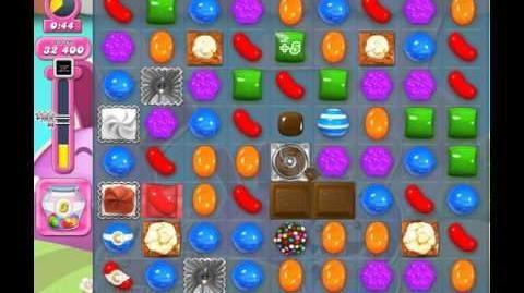 Candy Crush Saga Level 1595 (No booster, 3 Stars)