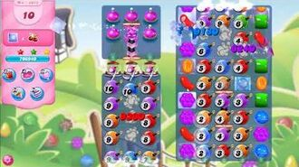 Candy Crush Saga Level 5072 NO BOOSTERS