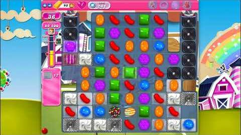 Candy Crush Saga - Level 241 - No boosters ☆☆☆