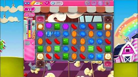 Candy Crush Saga - Level 2721 - No boosters