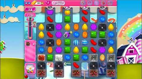 Candy Crush Saga - Level 317 - No boosters ☆☆☆