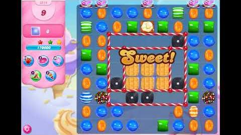 Candy Crush Saga - Level 3514 - No boosters ☆☆☆