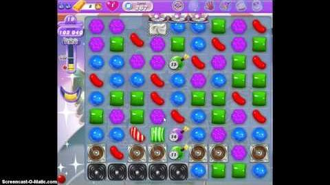 Candy Crush Saga Dreamworld Level 267 Walkthrough No Booster