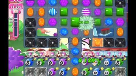 Candy Crush Saga Level 1950 ( New with 22 Moves ) No Boosters 2 Stars