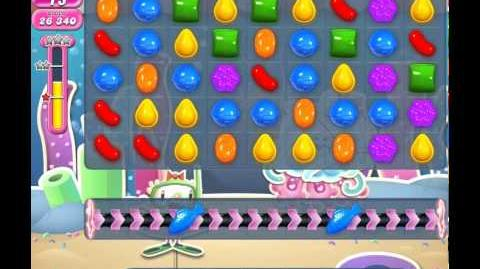 Candy Crush Saga Level 921 (No booster, 3 Stars)