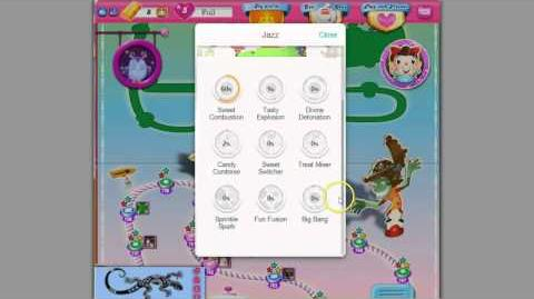 My Profile - Candy Crush Saga