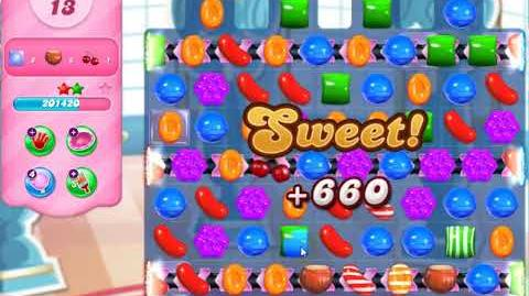Candy Crush Friends Group Level 2895 NO BOOSTERS 2Stars