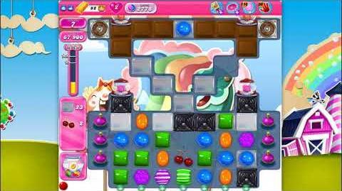 Candy Crush Saga - Level 2778 - No boosters