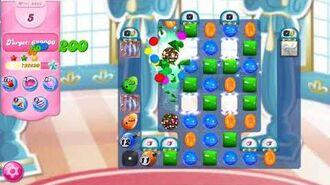 Candy Crush Saga - Level 4688 - No boosters ☆☆☆