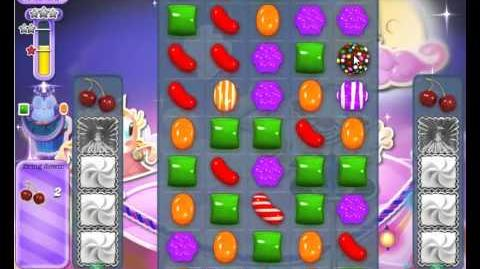 Candy Crush Saga Dreamworld Level 181 - 3 Stars