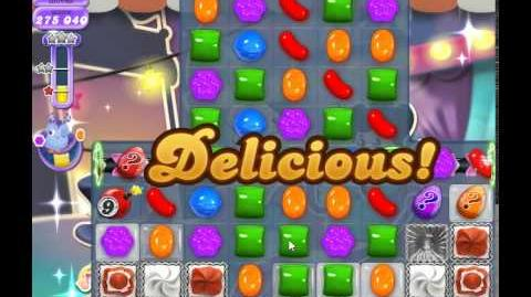 Candy Crush Saga Dreamworld Level 549 (No booster, 3 Stars)
