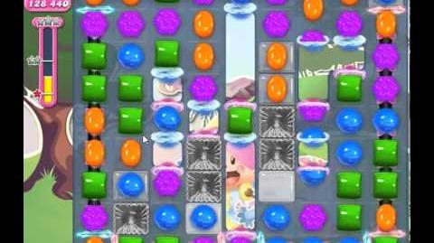 Candy Crush Saga Level 1140
