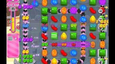 Candy Crush Saga Level 1340