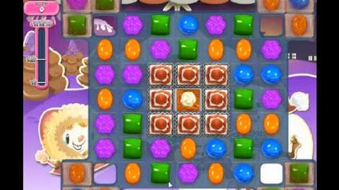 Candy Crush Saga Level 1390