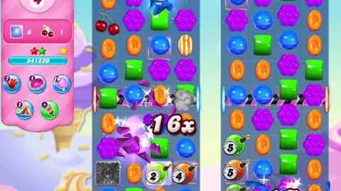 Candy Crush Saga Level 2925 NO BOOSTERS (12 moves)