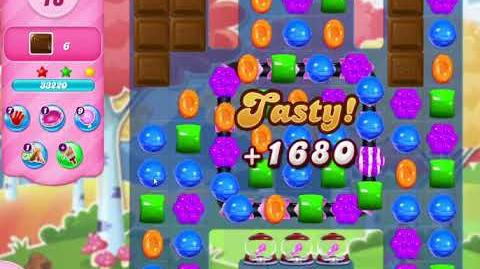 Candy Crush Saga Level 3040 NO BOOSTERS