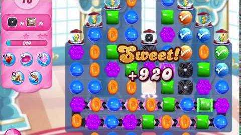 Candy Crush Saga Level 3132 NO BOOSTERS (third version)