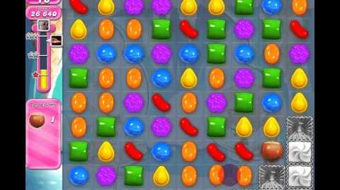 Candy Crush Saga Level 514 ✰✰ No Boosters 61 740 pts