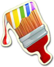 Booster Striped Brush