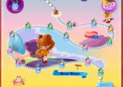 Candy Canyon Reality Map