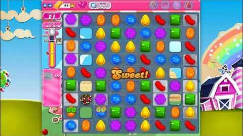 Candy Crush Saga - Level 327 - No boosters ☆☆☆