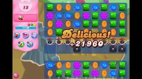 Candy Crush Saga - Level 3314 ☆☆☆