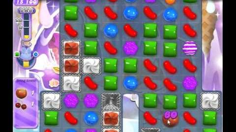 Candy Crush Saga Dreamworld Level 510 (Traumwelt)