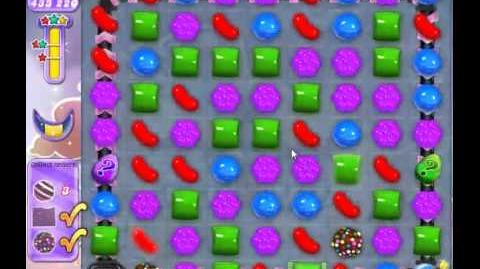 Candy Crush Saga Dreamworld Level 566 (Traumwelt)