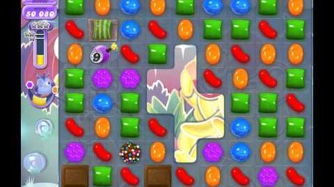 Candy Crush Saga Dreamworld Level 630 (No booster, 3 Stars)