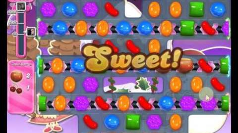 Candy Crush Saga LEVEL 1393 new version (13 moves)