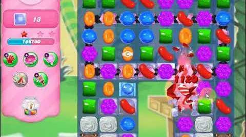 Candy Crush Saga Level 1336 Walkthrough - No Boosters