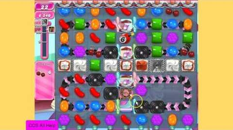 Candy Crush Saga Level 1446 NO BOOSTERS