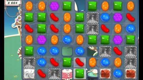 Candy Crush Saga Level 154