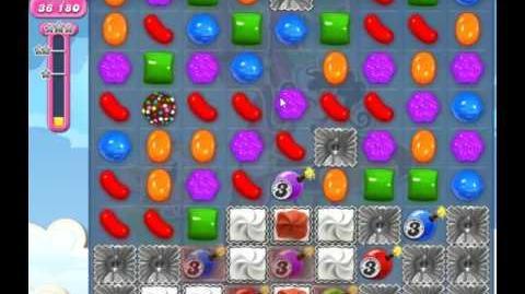Candy Crush Saga Level 1820 - NO BOOSTERS
