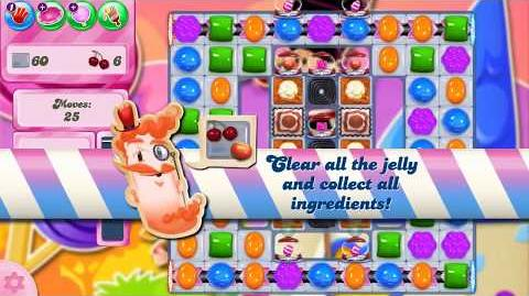 Candy Crush Saga Level 2541