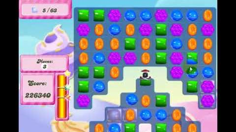 Candy Crush Saga Level 2839 BOOSTERS 3Star 2700plus Group Extremely hard