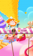 Fairy Fair Yellow Candy Level Complete