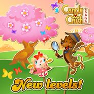 New levels released 168 2