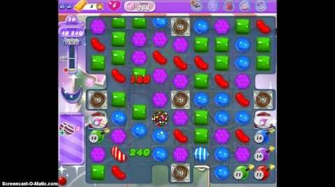 Candy Crush Saga Dreamworld Level 266 Walkthrough No Booster
