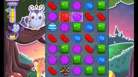 Candy Crush Saga Dreamworld Level 6 (Traumland)