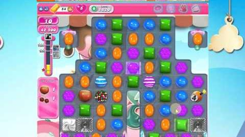 Candy Crush Saga LEVEL 1620