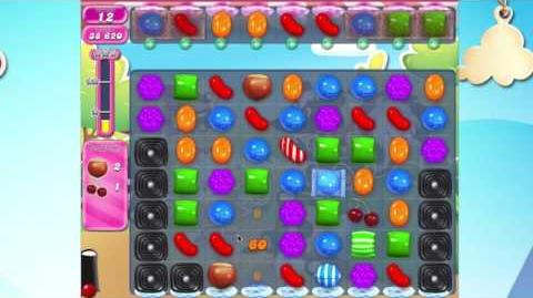 Candy Crush Saga Level 1366 No Booster
