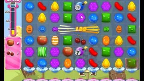 Candy Crush Saga Level 1664 NO BOOSTER (2nd Version)