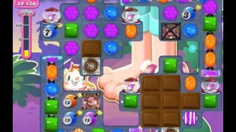 Candy Crush Saga Level 2121 - NO BOOSTERS