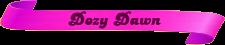 Dozy-Dawn