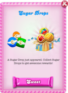 SugarDropNotify